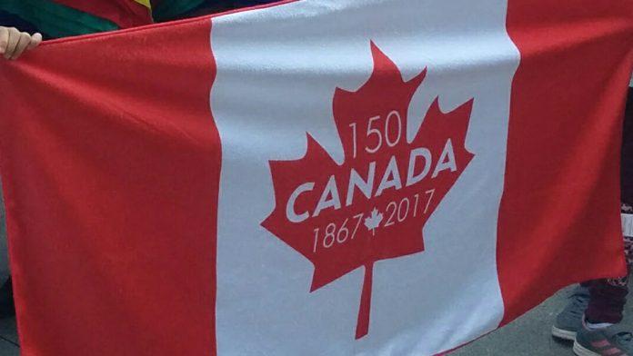 canada150 flag