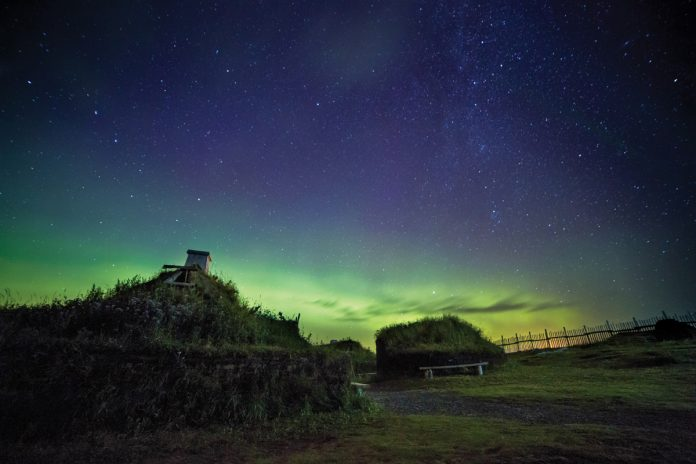 L'Anse aux Meadows National Historic Site, Western, Newfoundland