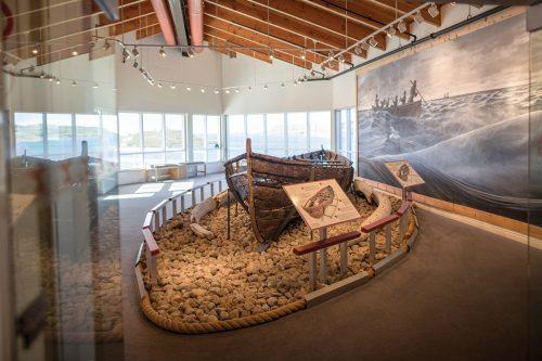 Interpretation Centre, Red Bay National Historic Site, Labrador