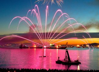 The Honda Celebration of Light, Vancouver
