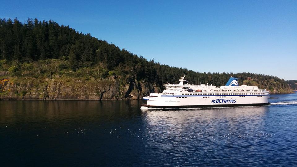 to vitoria ferry
