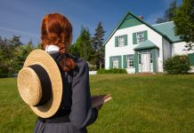 Anne and Green Gables, PEI