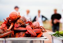 Lobster Party, PEI