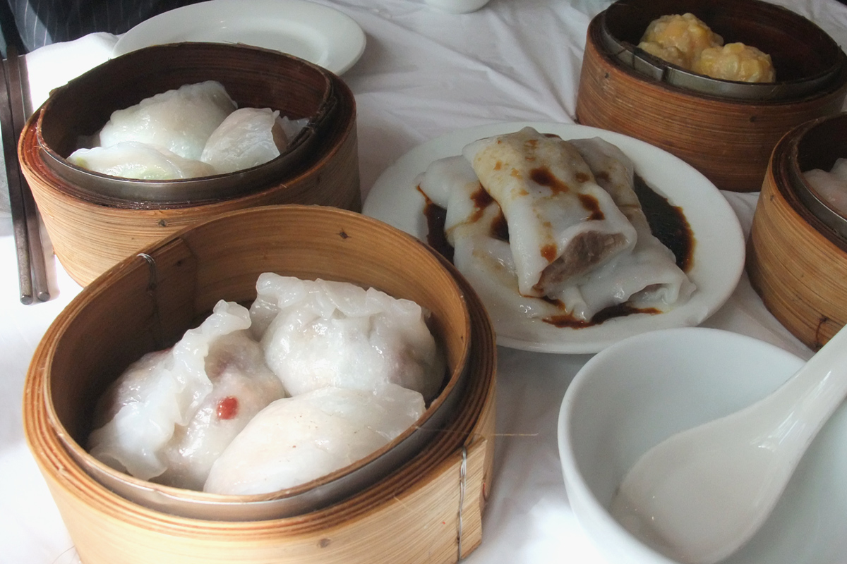 Dim sum in Vancouver; Photo by ©Pacific Walkers