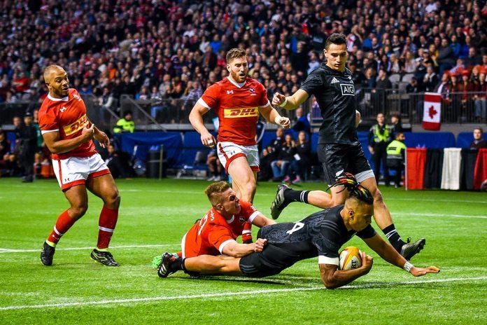 Canada vs Maori All Blacks, Nov 3, 2017, BC Place,