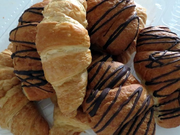 Croissons on National Croisson Day on Jan 30, 2018