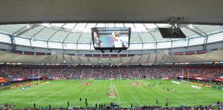 Canada Sevens at BC Place, Vancouver; Photo by ©Koichi Saito