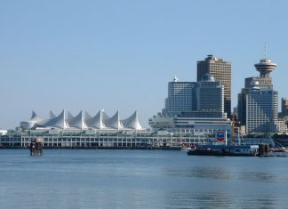 Vancouver Waterfront; File photo by ©Pacific Walkers