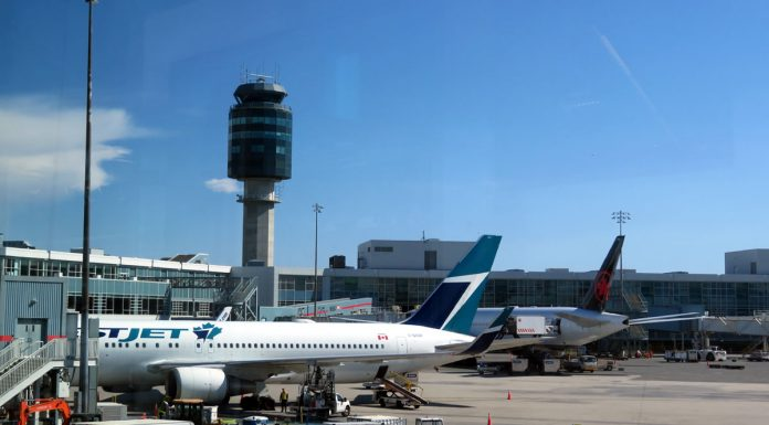 Vancouver International Airport, British Columbia; File photo by ©Pacific Walkers