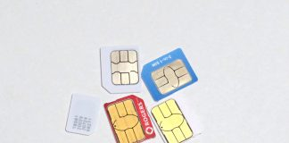 File photo: Sim Cards; Photo by ©Pacific Walkers